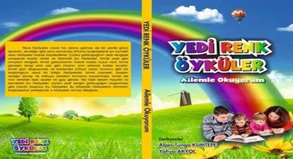 Okuyan Bir Türkiye İstiyoruz Yedi Renk öyküler !