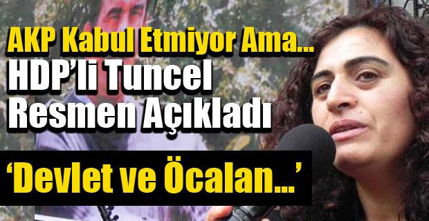 'Devlet Öcalan'la Masaya Oturdu'