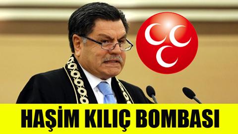 Haşim Kılıç MHP'den aday mı olacak?
