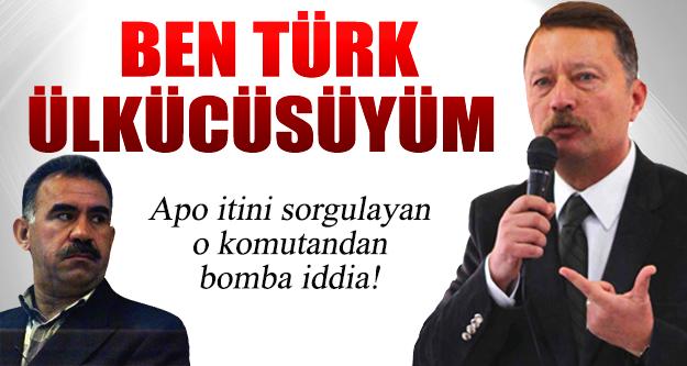 Öcalan'ı Sorgulayan Komutan'dan Bomba İddia!