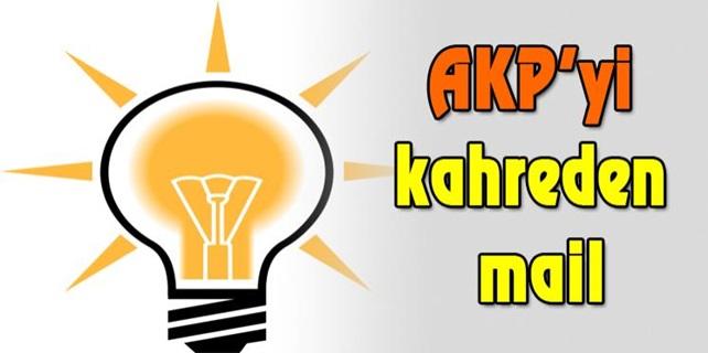 AKP'Yİ KAHREDEN MAİL'İ 7 MİLYON KİŞİ OKUDU !