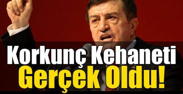 Osman Pamukoğlu; Korkunç kehanet gerçekleşti !