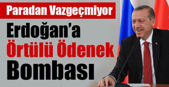 Erdoğan'a Örtülü Ödenek Geliyor!