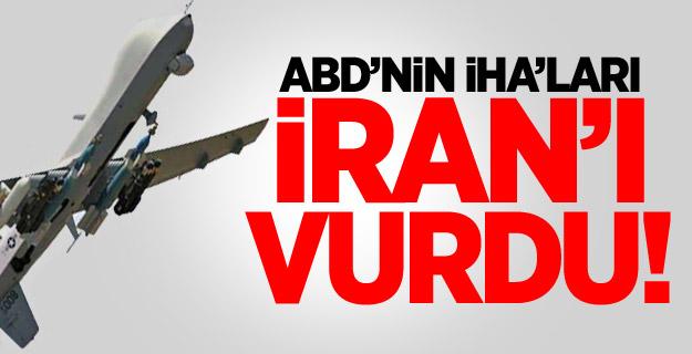ABD İran'ı Vurdu!