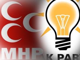 MHP'li aday adayının meydan okumasına AKP'li aday adayı sessiz kaldı!..