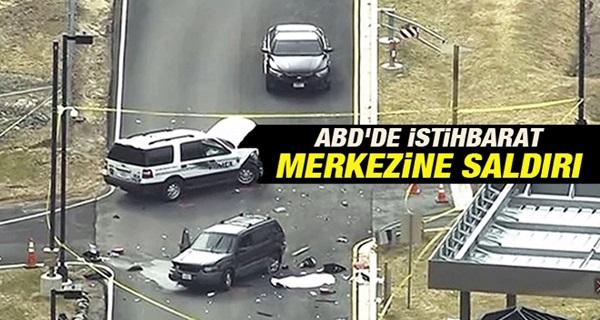ABD'de İstihbarat Merkezi'ne Saldırı