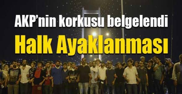 AKP'nin Korkusu Belgelendi