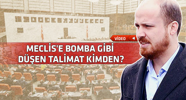 Efkan Ala'dan Bilal Erdoğan'a yaklaşanı vurun emri!'