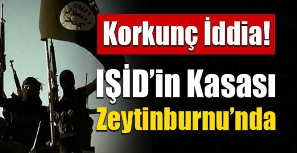 IŞİD'in Kasası İstanbul Zeytinburnu'nda!