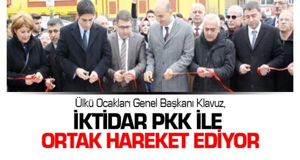 Olcay Kılavuz; İktidar PKK İle Ortak Hareket Ediyor