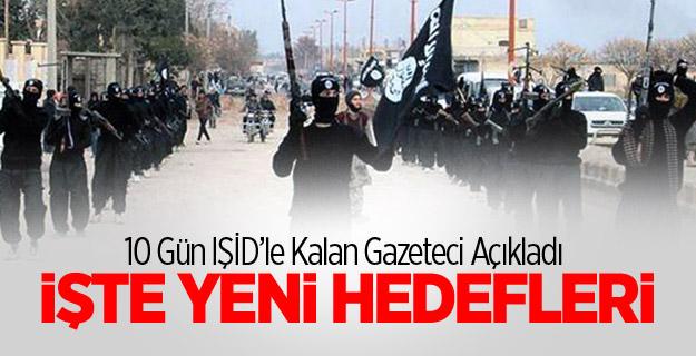 IŞİD'ın Yeni Hedefi