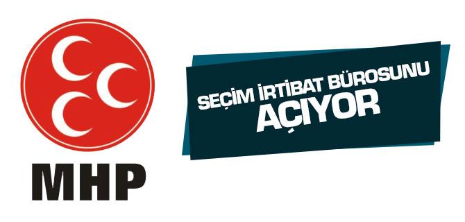 MHP Yozgat Seçim Karargahını Açıyor !