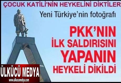 """İŞTE BOP EŞBAŞKANININ """"YENİ TÜRKİYELİLİK"""" AÇILIMINDA SON MEYVE !"""