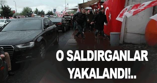 MHP Seçim Bürosuna Silahlı Saldırı Yapanlar Yakalandı!
