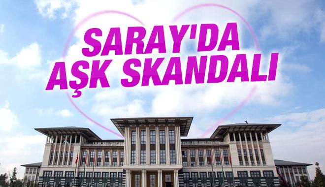 Ak Saray'da İkinci Aşk Skandalı