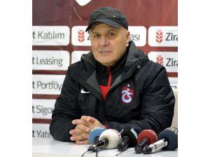 Adanaspor - Trabzonspor Maçı Soyunma Odaları