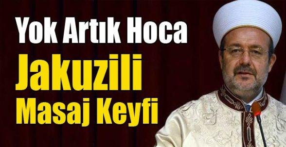 Milletin Parasıyla Jakuzili Masaj Keyfi
