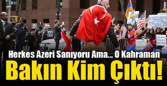 Bayrağı yerde bırakmayan kahraman Türk konuştu
