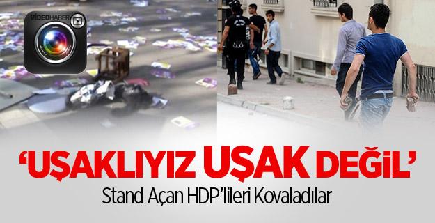 Uşaklılar, Erivan Uşağı HDP'yi Şehre Sokmadı
