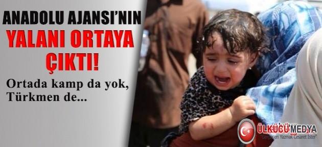 'AFAD, Türkmenlere kamp kuracak' haberi yalan çıktı!