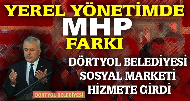 Yerel Yönetimde MHP Farkı