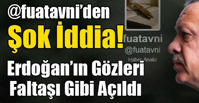 Fuat Avni, Yandaş Gazetelerin Gerçek Tirajını Yazdı