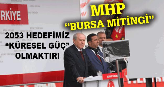 MHP 'Bursa Mitingi'