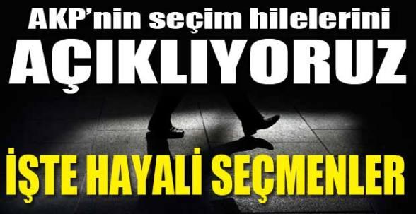 AKP'nin Seçim Hilelerini Açıklıyoruz