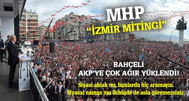 MHP 'İzmir Mitingi'