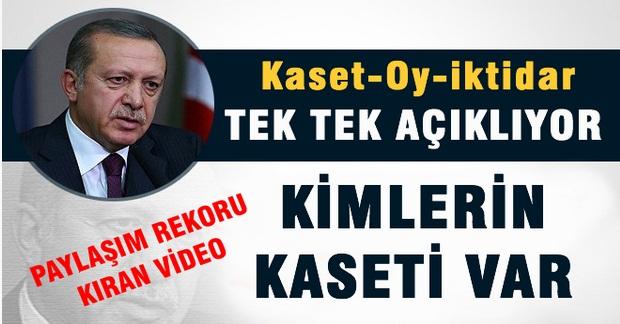 AKP'nin Kaset-Oy-İktidar Oyunu, Bir seçim hikayesi !