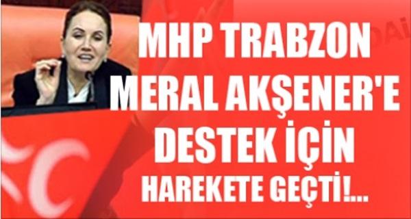 MHP Trabzon'u harekete geçiren olay!..