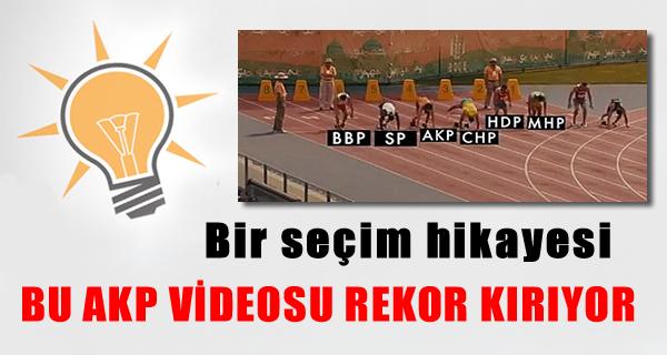 Bu AKP Videosu Paylaşım Rekoru Kırıyor