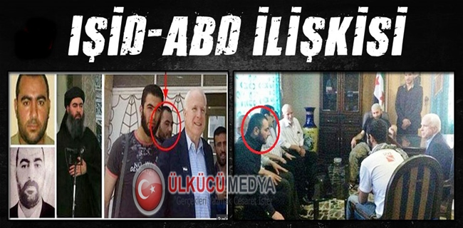 IŞİD-ABD İlişkisi