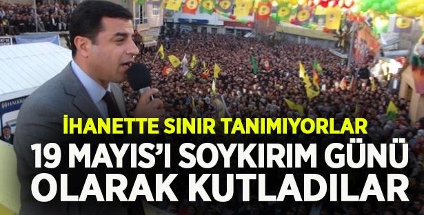 HDP İhanetine Bir Yenisini Ekledi