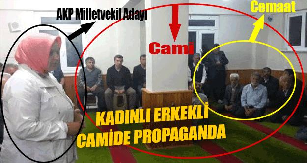 AKP'den 'Camide Siyaset', MHP'den tepki!