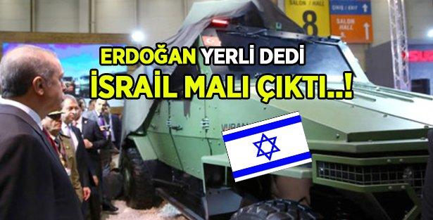 Erdoğan'ın 'Yerli' Dediği Araç Bakın Hangi Ülkenin Malı Çıktı..!?