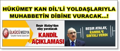 HANİ PKK İLE GÖRÜŞEN ŞEREFSİZ Dİ...?