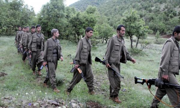 PKK ile Peşmerge arasında kanlı çatışma...