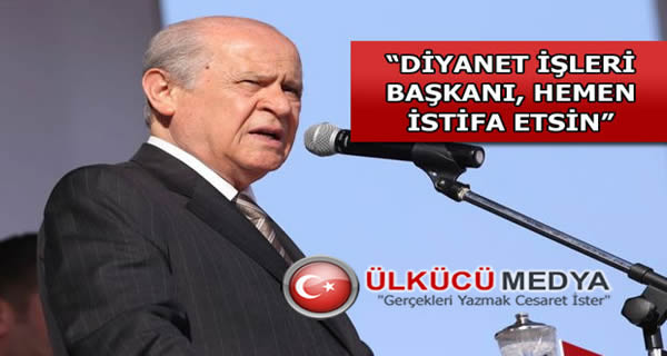 MHP lideri Devlet Bahçeli Habertürk'e konuştu...