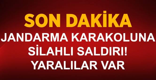 PKK Karakola Silahlı Saldırı Düzenlendi !
