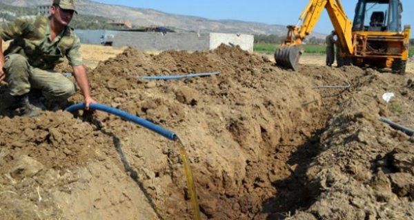 Şemdinli sınırında kaçak petrol boru hattı bulundu