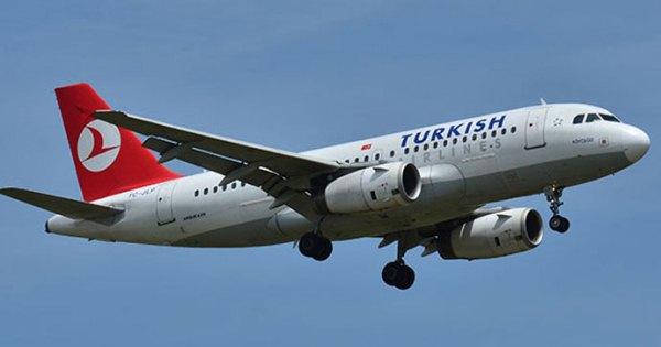 THY Uçağı Varşova'ya Acil İniş Yaptı