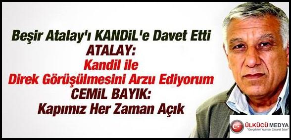 KANDİL HABUR REZALETİNİN MİMARINI BEKLİYOR...!