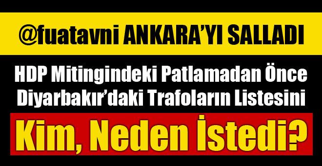 Fuat Avni'den Ankara'yı Sallayacak İddialar…