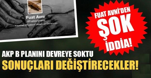Fuat Avni'den Şok İddia: Sonuçları Değiştirecekler!