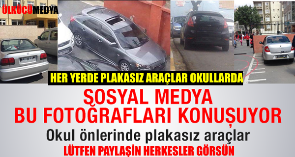 Türkiye bu plakasız araçları konuşuyor