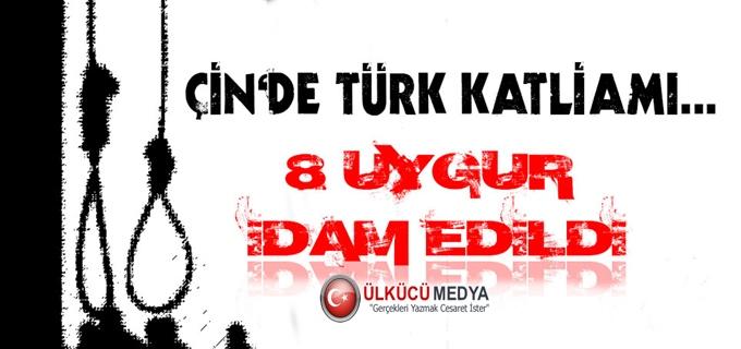 Çin'de Türk Katliamı Bitmek Bilmiyor !
