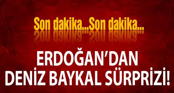 Erdoğan Baykal ile görüşecek