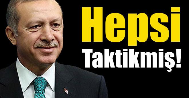 Reuters'dan Erdoğan iddiası