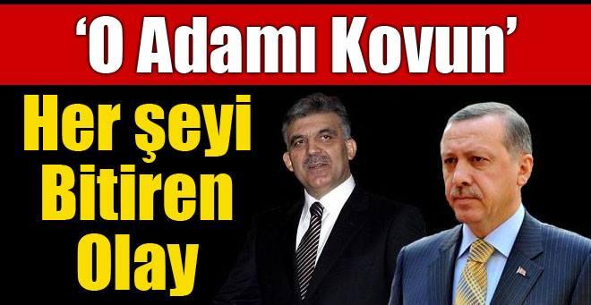 Gül ve Erdoğan'ın yollarını ayıran olay